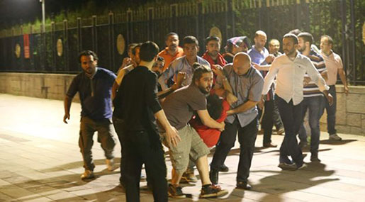 Ankara Sacks 7,000+ For Suspected Links to Failed Coup
