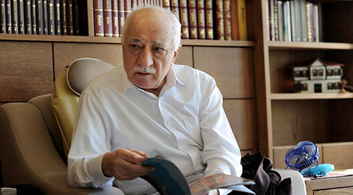 Turkey Hands US 'Evidence' in Bid To Extradite Gulen