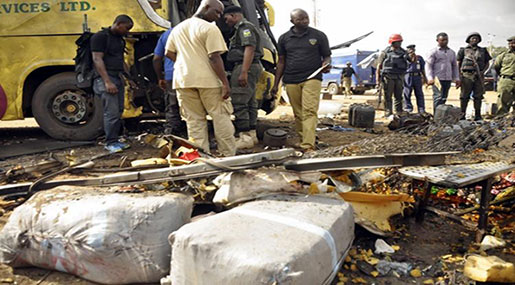 Eight Victims as Female Suicide Bomber Attacks Nigeria Mosque