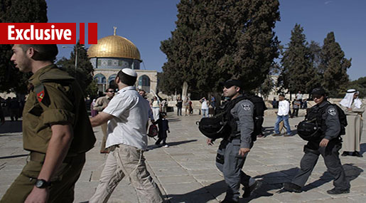 'Israeli' Aqsa Policies in Palestinian Eyes: Escalation Always 1st Option, The Enemy Will Pay a Heavy Price!