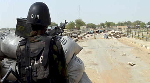 AI: Cameroon Troops Torture Boko Haram Suspects