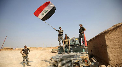 Battle for Mosul: Iraqi Forces Recapture Village South of City