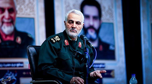 Gen. Soleimani: Daesh Executes 2200 Students with Hands Tied