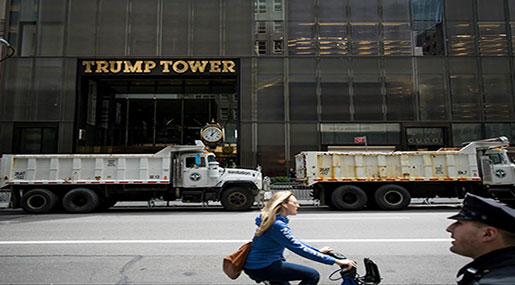 US Military Paying $130K/Month to Rent Trump Tower Space