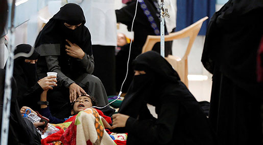 Yemen Cholera Outbreak: Situation Now Worst In Modern History At 360K+ Cases