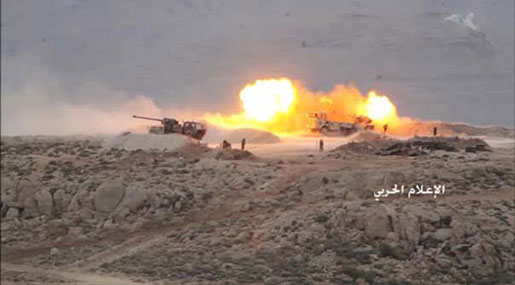 Arsal Battle: Resistance, Syrian Army Liberate 9 Border Areas, Inflict Heavy Losses on Terrorists