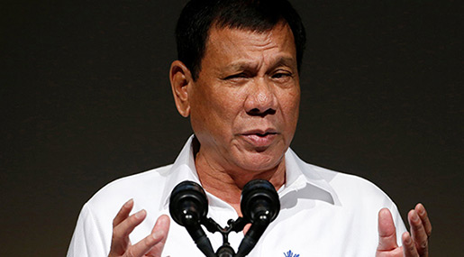 Duterte Dismisses Invite, Vows to Never Visit «Lousy» America