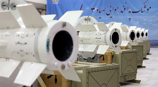 Iran Starts Mass-Production of Long-Rage Air Defense Missiles