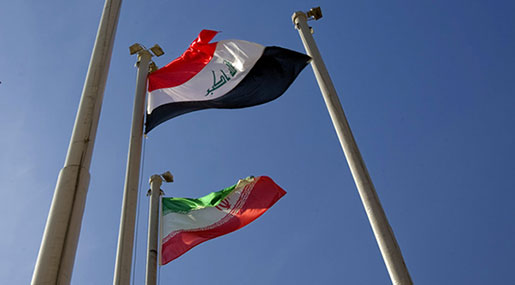 Iran, Iraq Sign Deal to Step up Military Cooperation