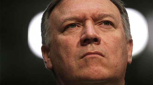 CIA Chief Hints Agency Is Working To Change Venezuelan Gov't