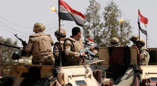 Egypt Military Campaign: 40 Militants Killed in Sinai