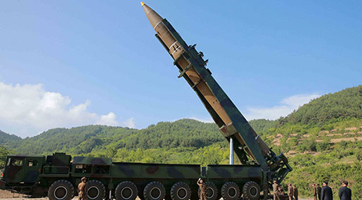North Korea: New Missile Tests Prove All US Is Within Range