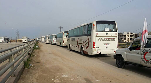 Arsal Deal: Buses in Outskirts, Militants to Syria