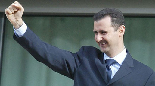 Assad on Army Day: Syria Remained Steadfast, Achieved a Lot