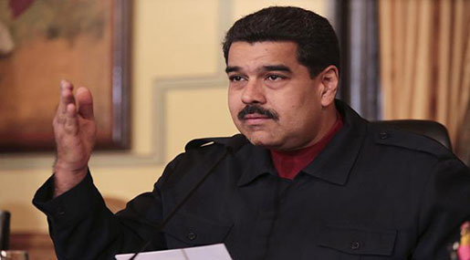 US Treasury Sanctions Venezuelan President