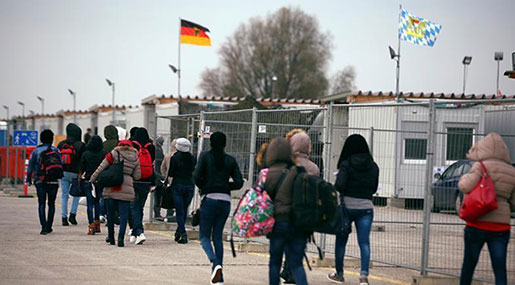Germany: Immigrant Population Hits New High
