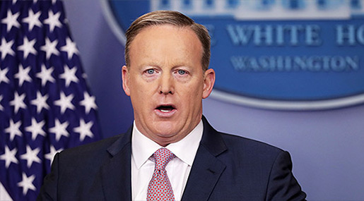 Sean Spicer Still Plans to Leave White House