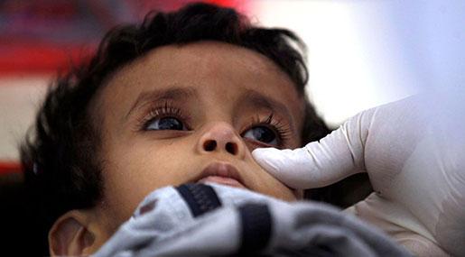 Yemen: 1m+ Children at Risk of Cholera