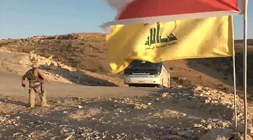 Nusra Militants Exit Lebanon to Syria under Hezbollah Exchange Deal