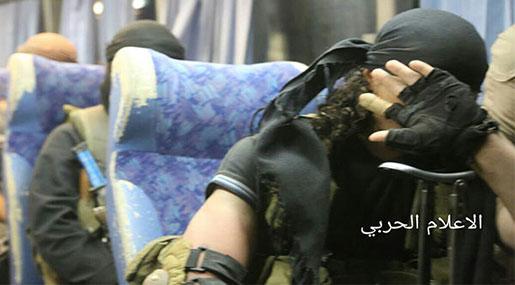 The Day Lebanon Expelled Nusra Terrorists [Photos]