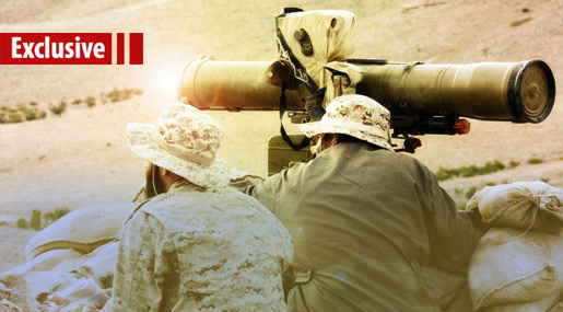 The Battle for Arsal Outskirts... Revealed