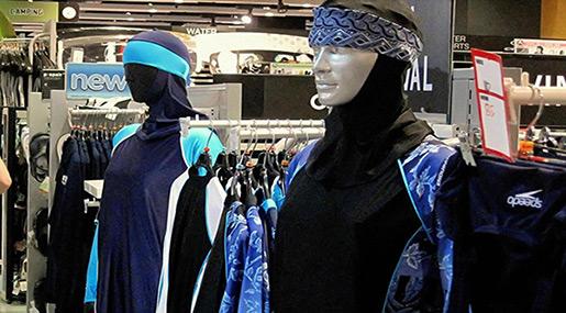 Islamophobia Spree: Burkini-Wearing Mother Told to Pay Pool Cleaning Fees