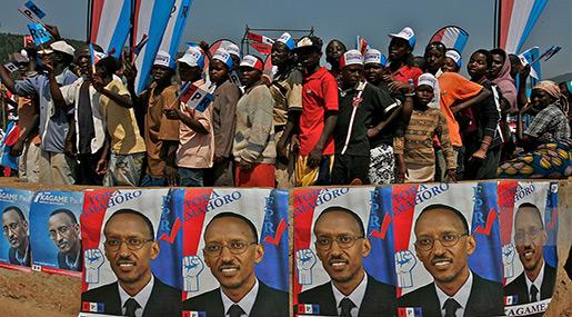 Rwanda Election: President Kagame Wins 3rd Term by Landslide