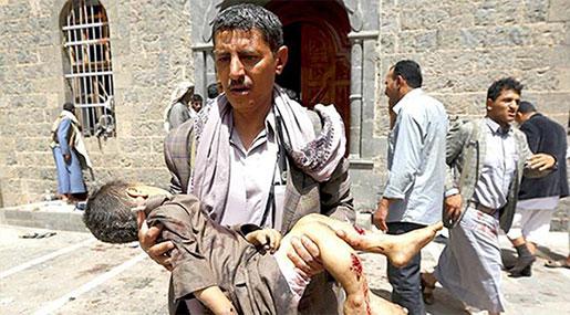 Yemen 2017: War Killed 200+ Children