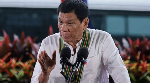 Duterte Takes Swipe at US in Free Trade Call, Dismisses Human Rights Concerns
