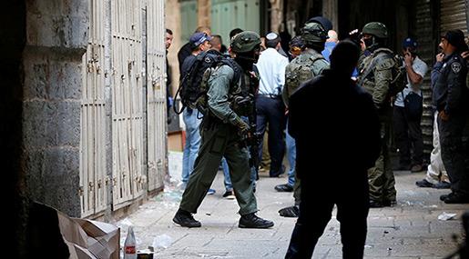HRW: «Israel» Action in Al-Quds Are War Crimes