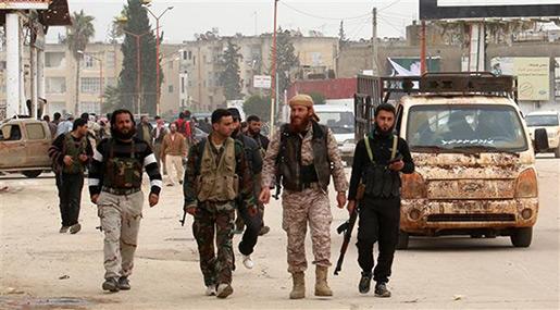 Syrian Crisis: 17 Indonesians Who Escaped Daesh Left Raqqa