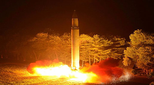 North Korea Guam Missile Strike Plan Ready by Mid-August