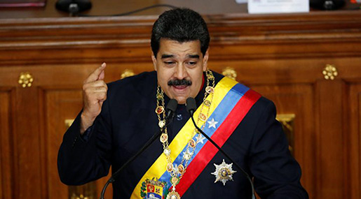 Maduro to Resist Imperialistic US, Seeks to Meet Trump