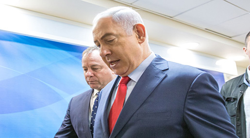Poll: 67% of «Israelis» Say Bibi Should Suspend Himself If Charged