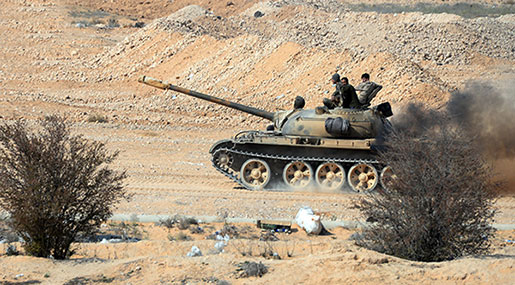 Syrian Army Establishes Full Control of Last Daesh Stronghold in Homs