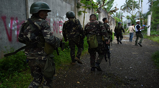 Philippines: 25 Killed in Battles between Govt-Backed MILF, Daesh-Backed Extremists