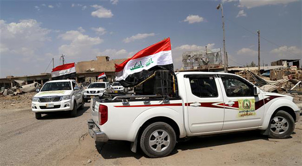 Iraq Launches Op to Liberate Tal Afar from Daesh Occupation