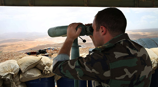 Lebanese Army Takes Control of Arsal Outskirts