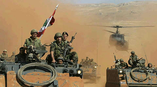 Lebanese Army Assumes New Positions in Arsal Outskirts