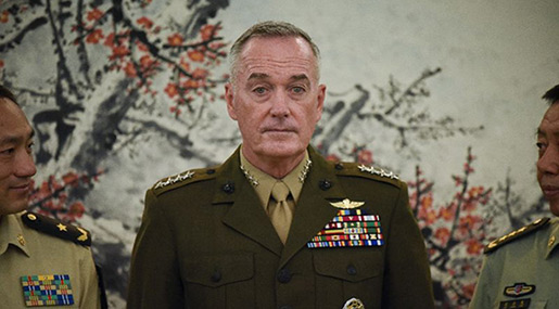 Top US General: Peace with North Korea a Possibility