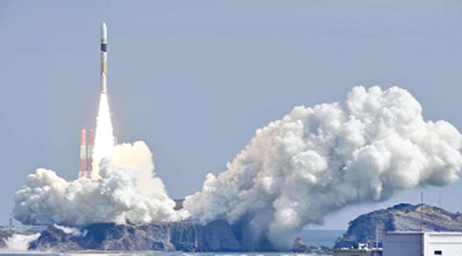 Japan Launches Satellite for Better GPS System
