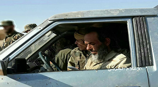 Daesh Terrorists Surrender to Hezbollah at Syrian-Lebanese Border [Photos]