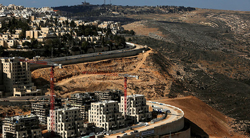 «Israel» to Legalize 3,500 Units on Palestinian Lands