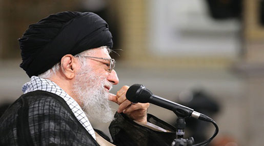 Imam Khamenei Urges Creating Islamic Society through Constant Struggle