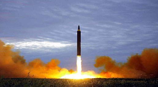 NKorea Orders More Ballistic Missile Launches on Pacific Targets