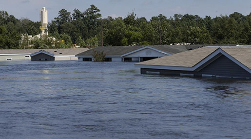Harvey Toll: At Least 44 Killed, Over A Million Displaced