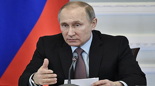 Putin: US Provocative Rhetoric Could Spark 'Large-Scale Conflict' With NKorea