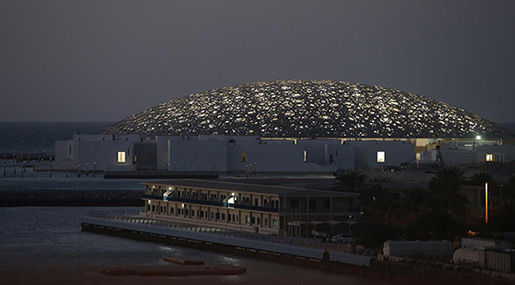 France's Louvre to Open Branch in Abu Dhabi
