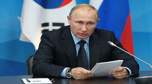 Putin Calls for NKorea Talks: Sanctions Not Working