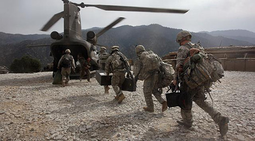 US to Send 3,500 More Troops to Afghanistan
